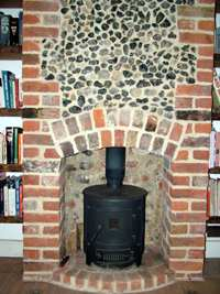 hanover builder brighton east sussex wood burners and